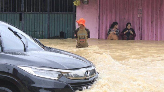 Prakiraan Cuaca Hari ini 33 Kota di Indonesia, Info BMKG Sebut Samarinda Dini Hari Ada Hujan Lokal