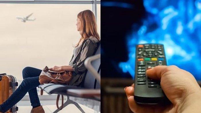 Salah Satunya Remote TV, Berikut ini Barang-barang Kotor yang Paling Banyak Disentuh Saat Traveling