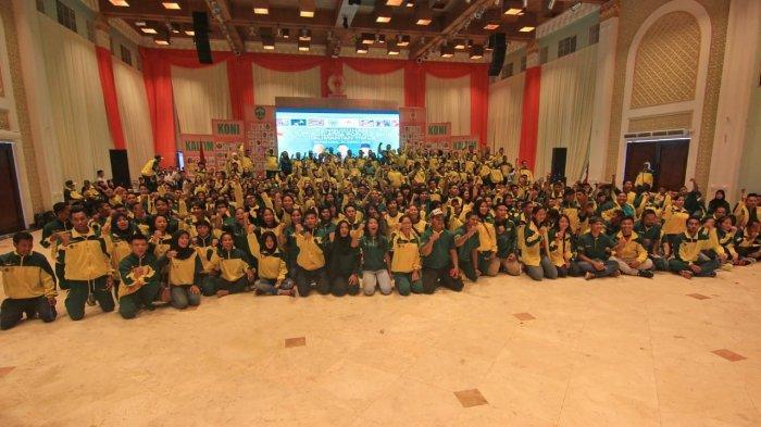 Cabor Bela Diri Masih Jadi Andalan Kalimantan Timur Raih Pundi Emas di PON Papua 2020