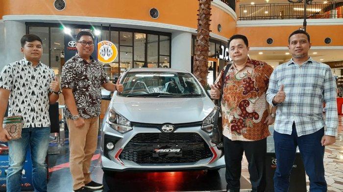 Hadir di Balikpapan, Toyota New Agya yang Kian Sporty dan Advance