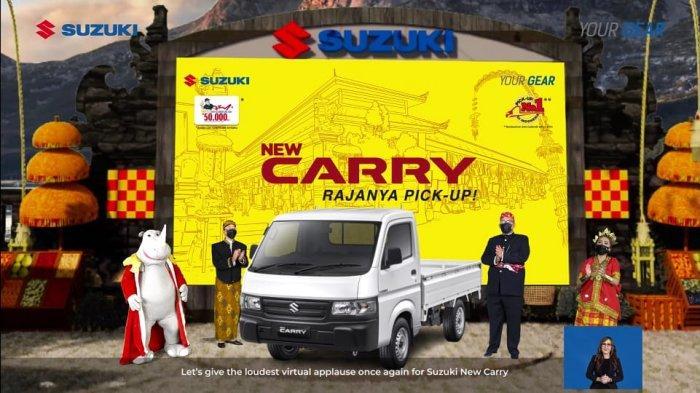 Harga Mobil Suzuki New Carry Pick Up, Hari Ini Resmi Diluncurkan, Simak Perubahan dan Keunggulannya