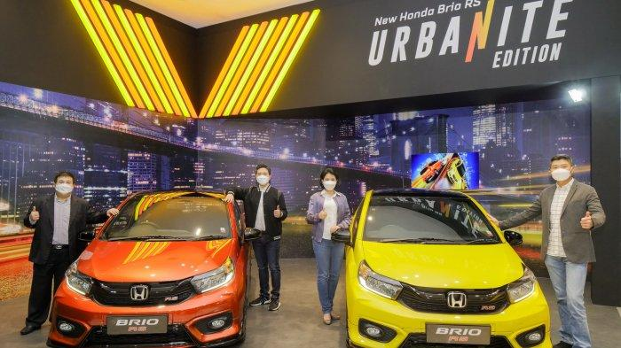 Di Kaltim Honda Brio Terjual 1.280 Unit, Kini Hadir New Honda Brio RS Urbanite Edition Makin Sporty
