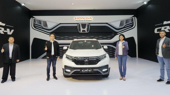 Langsung OTR di Kaltim, Model Terbaru Honda CR-V Dilengkapi Teknologi Keselamatan Canggih