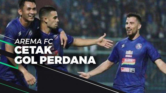 Bukan Jonathan Bauman dan Aremania yang Diwaspadai Persib Bandung dari Pasukan Mario Gomez, Arema FC