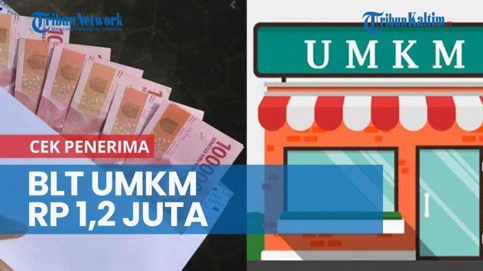 Update Link Baru Cek Penerima BLT UMKM 2021 di BNI, Bukan di eform.bni.co.id, Tapi banpresbpum.id