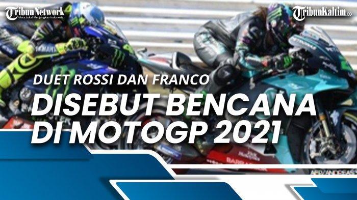Jadwal MotoGP 2021, Bos Rossi Jawab Kepastian Balapan di Eropa, Mandalika Gantikan Philip Island?