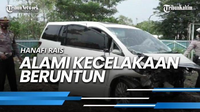 Putra Pendiri PAN Amien Rais Kecelakaan di Tol Cipali, Hanafi Rais Diduga Alami Luka di Dalam Perut