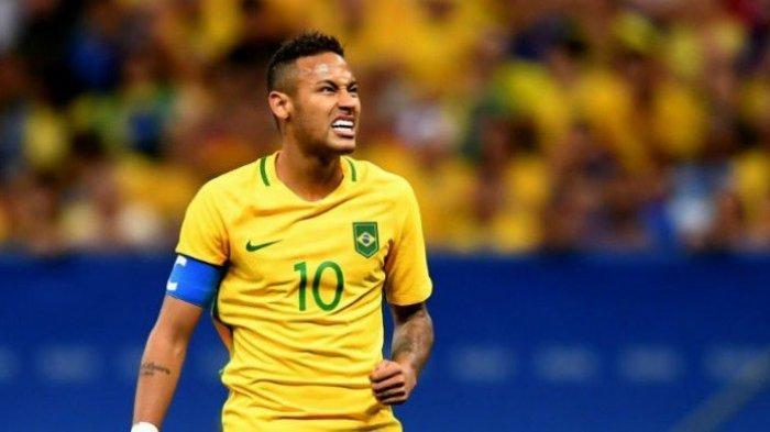 Hasil Copa America 2021 Brasil vs Venezuela, Amarah Neymar jadi Pelecut Tim Samba