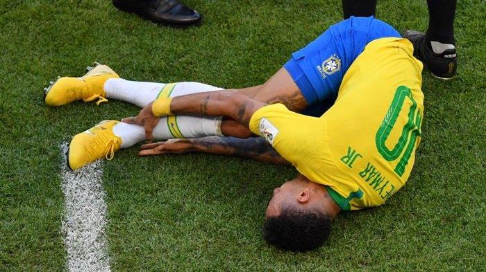 Neymar Akhirnya Buka Suara Terkait Tuduhan Tukang Diving