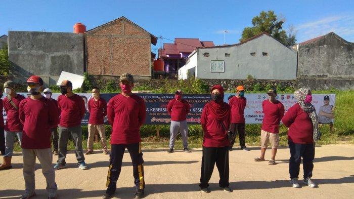 Karantina Wilayah Pesona Bukit Batuah dan Taman Sari Balikpapan, Begini Penerapan Sistem Keamanannya