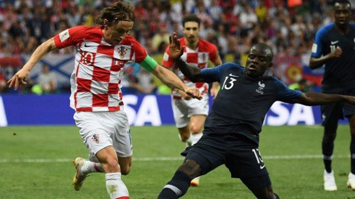 Di Balik Senyum Polos N'Golo Kante, Ada Duka yang Ia Rasakan Sebelum Perhelatan Piala Dunia