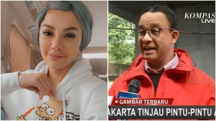 Banjir, Nikita Mirzani Unggah Best View 2020, Mention Anies Baswedan, Nyai tapi pak, Jakarta Klelep