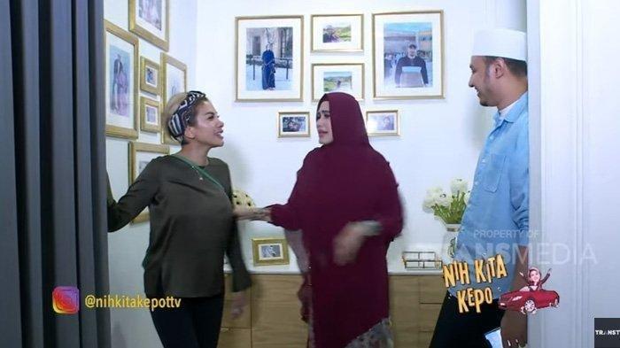 Nikita Mirzani Ingin jadi Istri Kedua Habib Usman, Suami Kartika Putri Sebut Kurang Jilbab Doang