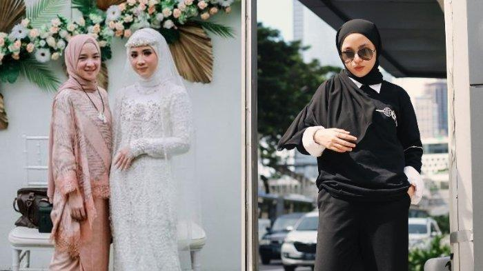 Tampak Anggun, Penampilan Terbaru Nissa Sabyan, Jadi Bridesmaid di Acara Nikah hingga Nyumbang Lagu