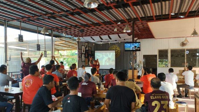 Nobar Final Piala Indonesia PSM vs Persija, Prediksi The Maczman Bulungan Kaltara Skor Akhir 3-1