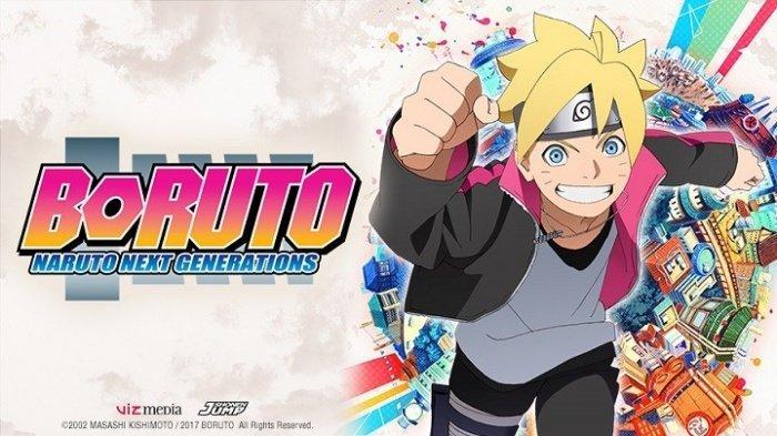 Nonton Boruto 192, Jadwal Rilis Boruto: Naruto Next Generations di April 2021, Bocoran Boruto 193