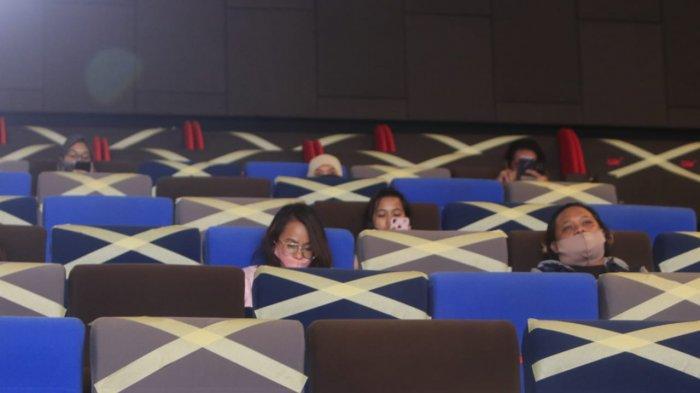Bioskop Sudah Diperbolehkan Beroperasi di Wilayah PPKM Level 3 dan 2, Ini 6 Aturannya