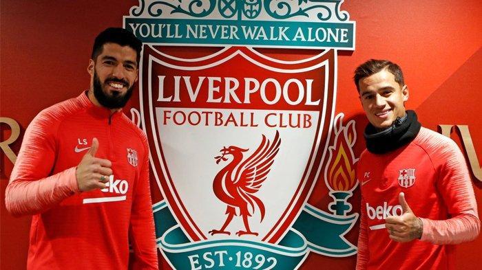 Nonton Live Streaming RCTI Liverpool vs Barcelona Pas Sahur, Ini Janji Luis Suarez di Anfield!