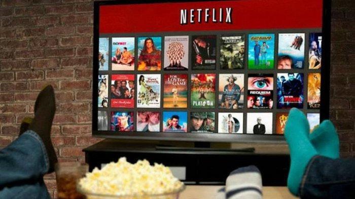 Stay at Home Masa Pandemi Covid-19, Kaum Rebahan Beraksi Lagi, Nonton Streaming Netflix Jadi Pilihan