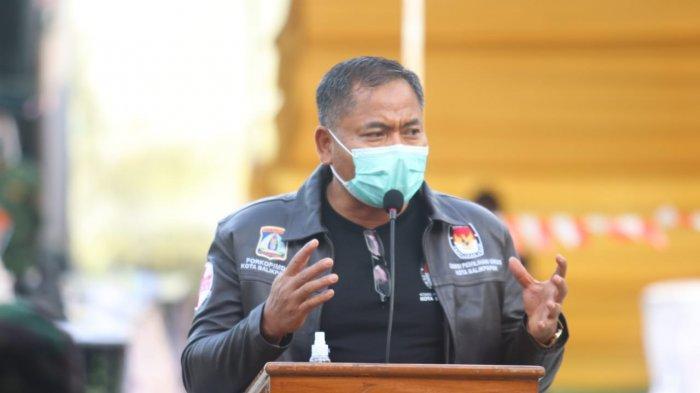 KPU & Polresta Balikpapan Cegah Covid-19 Klaster Pilkada, Gandeng 8 Klinik Rapid Test Petugas  KPPS