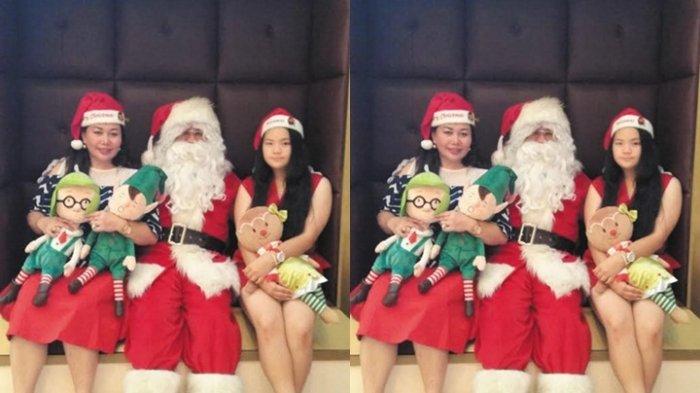 Tradisi Keluarga Norhayati Andris Rayakan Natal, Tukar Kado tak Pernah Dilupakan