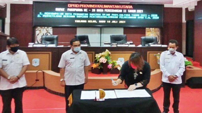Raperda RPJMD 2021-2026, DPRD Kaltara Ingatkan Aspirasi Warga soal Transportasi dan Kesehatan