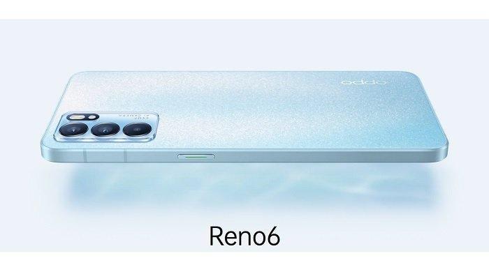 HP OPPO Reno6 Resmi Hadir di Indonesia Kamis 15 Juli 2021, Ini Harga dan Spesifikasinya