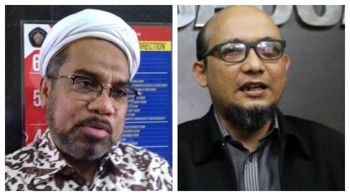 Novel Baswedan Buka Suara Kenapa Ali Ngabalin tak Ditangkap Meski Satu Rombongan dengan Edhy Prabowo