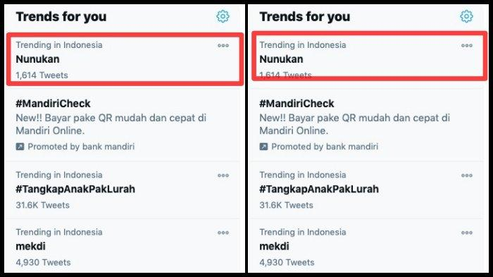 Nunukan jadi trending topic, Senin 21 Desember 2020