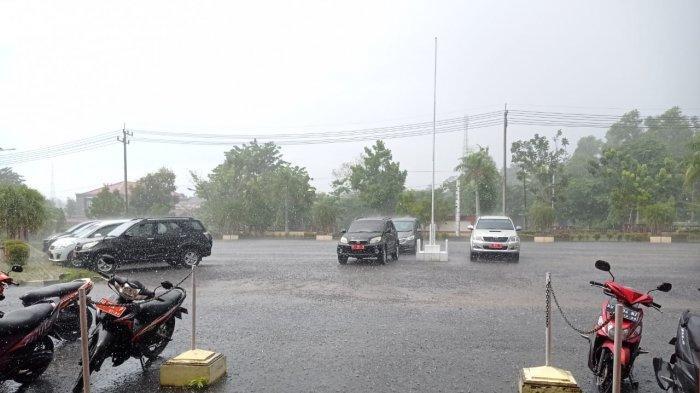 Prakiraan Cuaca Nunukan, Hujan Ringan Diprediksi Mulai Siang Hingga Malam, Ini 12 Wilayah Terdampak