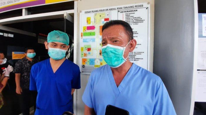 Tenaga Medis Rentan Kena Covid-19, Dokter Spesialis Paru RSUD Abdul Rivai Berau Sebutkan 2 Faktor