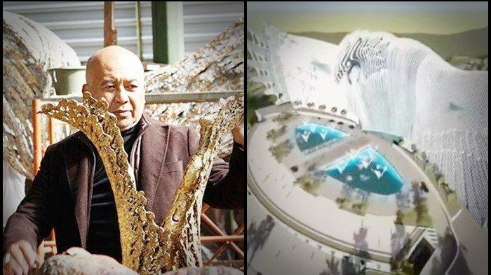 Siapa Nyoman Nuarta? Desain Istana Negara Baru Dikritik, Nanti Presiden Berkantor di Tubuh Garuda