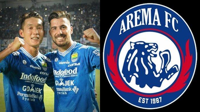Pemain Asing Eks Persib Bandung Sepakat ke Arema FC, Manajemen Sebut Rekomendasi Mario Gomez