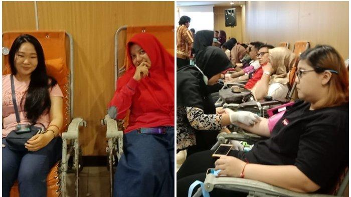 Hotel Grand Kartika Adakan Donor Darah, Target Peserta 200 Orang, Ini Penjelasan Penyelenggara