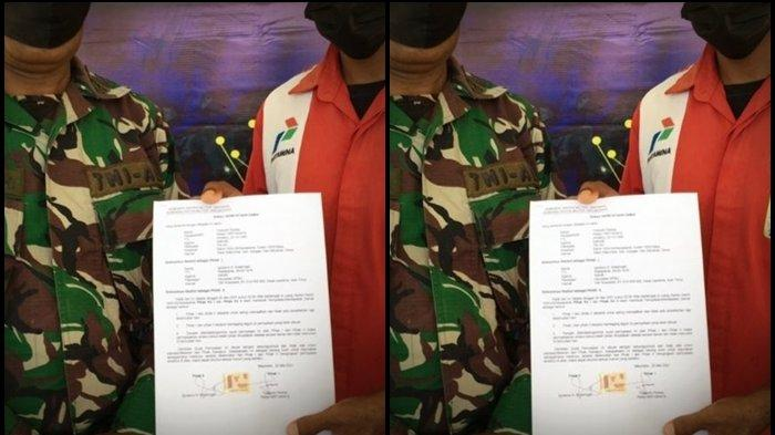 TERUNGKAP Alasan Oknum TNI Tampar Petugas SPBU di NTT, Begini Nasib Pelaku dan Korban Sekarang