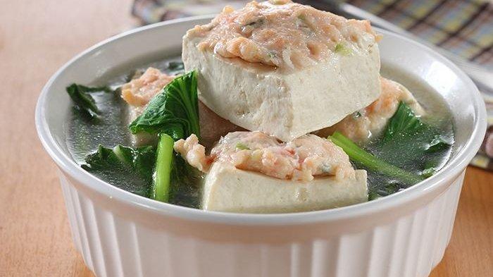 Resep Tahu Bakso Kuah Nikmat, Menu Makan Siang Sederhana dengan Cita Rasa yang Mewah