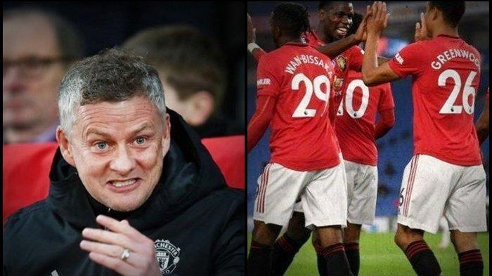 HASIL Liga Inggris: Drama Tragis Man United, Solskjaer Tahan Sakit Hati di Ujung Laga, Everton Puas!