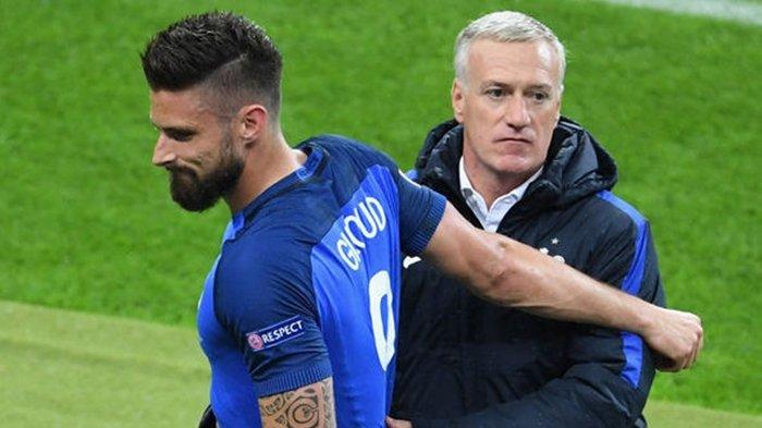 Prancis Lolos ke Final Piala Dunia, Deschamps Mengejar Sejarah
