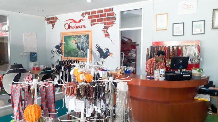Olsabara Dikenal sebagai Pusat Penjualan Cenderamata Asli Kutai Timur, Gandeng Ratusan UKM