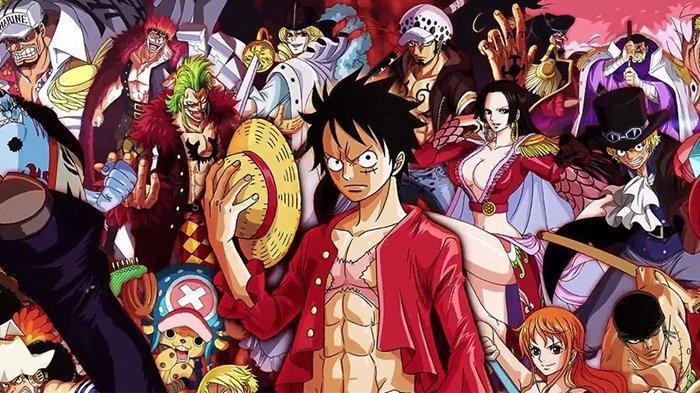 Jadwal dan Spoiler Anime One Piece 994, Pertarungan Sang Akazaya, Kanjuro vs Kikunojo