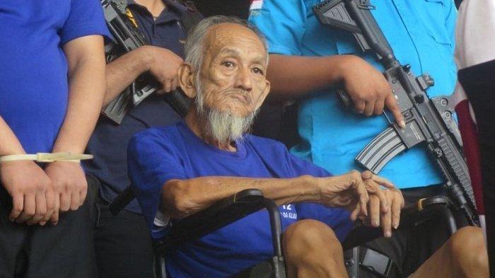 Siapa Sangka, Pria Lansia Ini Kendalikan Pengiriman Sabu ke Indonesia dari Penjara