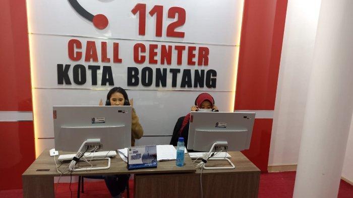 Layanan Darurat Call 112 Bontang Tiap Hari Jadi Sasaran Telepon Iseng Hingga Panggilan Ghost