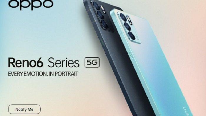 Lengkap Perbedaan Harga dan Spesifikasi HP Oppo Reno6 5G dan Oppo Reno6 Pro 5G