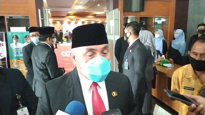 Pandemi Covid-19 Belum Berakhir, Gubernur Kaltim Isran Noor Optimis, Ibu Kota Negara Tetap Jalan
