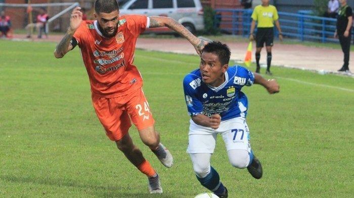 Liga 1 - Bantah ke Persib, Hingga Kini Eks Kapten Borneo FC Diego Michiels Belum dapat Klub Baru
