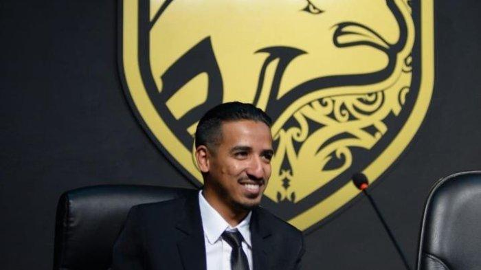 Manajer Borneo FC Samarinda Farid Abubakar Optimistis Pesut Etam Raih 3 Poin Saat Lawan Bali United