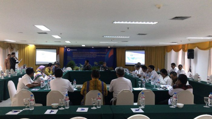 ORI Kaltim Kolaborasi Bersama Inspektorat Ciptakan Pelayanan Publik Prima
