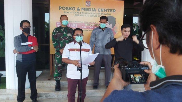 6 April Warga Balikpapan Diwajibkan Pakai Masker, Lawan Covid-19 Saat Keluar dari Rumah, Waspada OTG