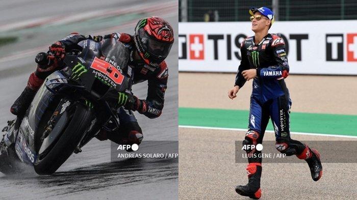 Diambang Raih Juara Dunia MotoGP 2021, Quartararo Minta Bantuan Rider Senior Hentikan Laju Ducati