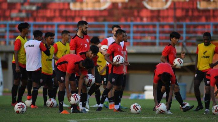 Pada laga ketiga di kompetisi Liga 1 2021/2022, Borneo FC akan berhadapan dengan Barito Putera pada Jumat (17/9/2021) mendatang.TRIBUNKALTIM.CO/HO/Borneo FC